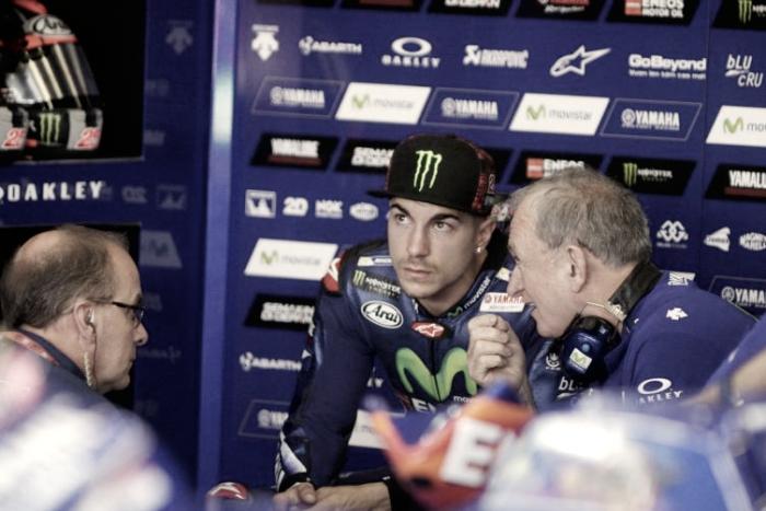 """Vinales e Rossi in coro: """"Problemi di spinning al posteriore in accelerazione"""""""