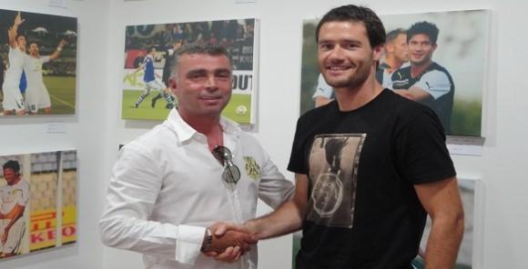 Igor Gabilondo ficha por el AEK Larnaca chipriota