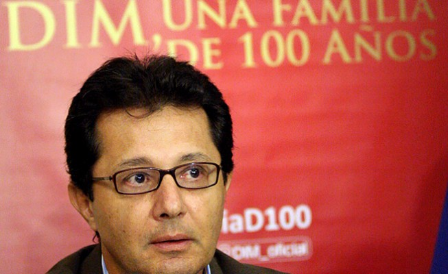 Carlos Mejía asumió como nuevo presidente del DIM
