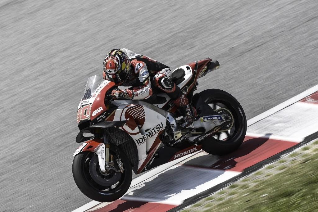 Ecuador Mundial MotoGP: El LCR Honda, esperanzado por sus resultados