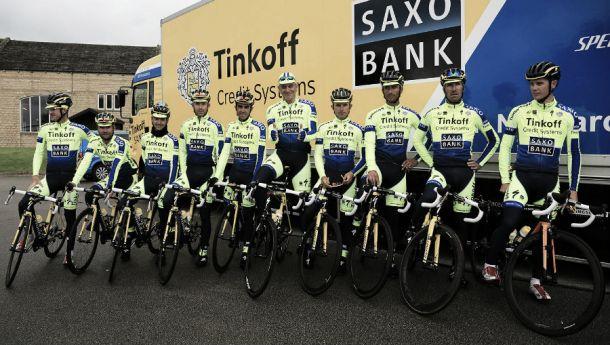 El Tinkoff-Saxo se reinventa sin Alberto Contador
