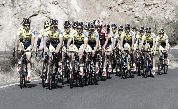 Giro de Italia 2015: Tinkoff-Saxo, experiencia y equilibrio para el asalto al doblete