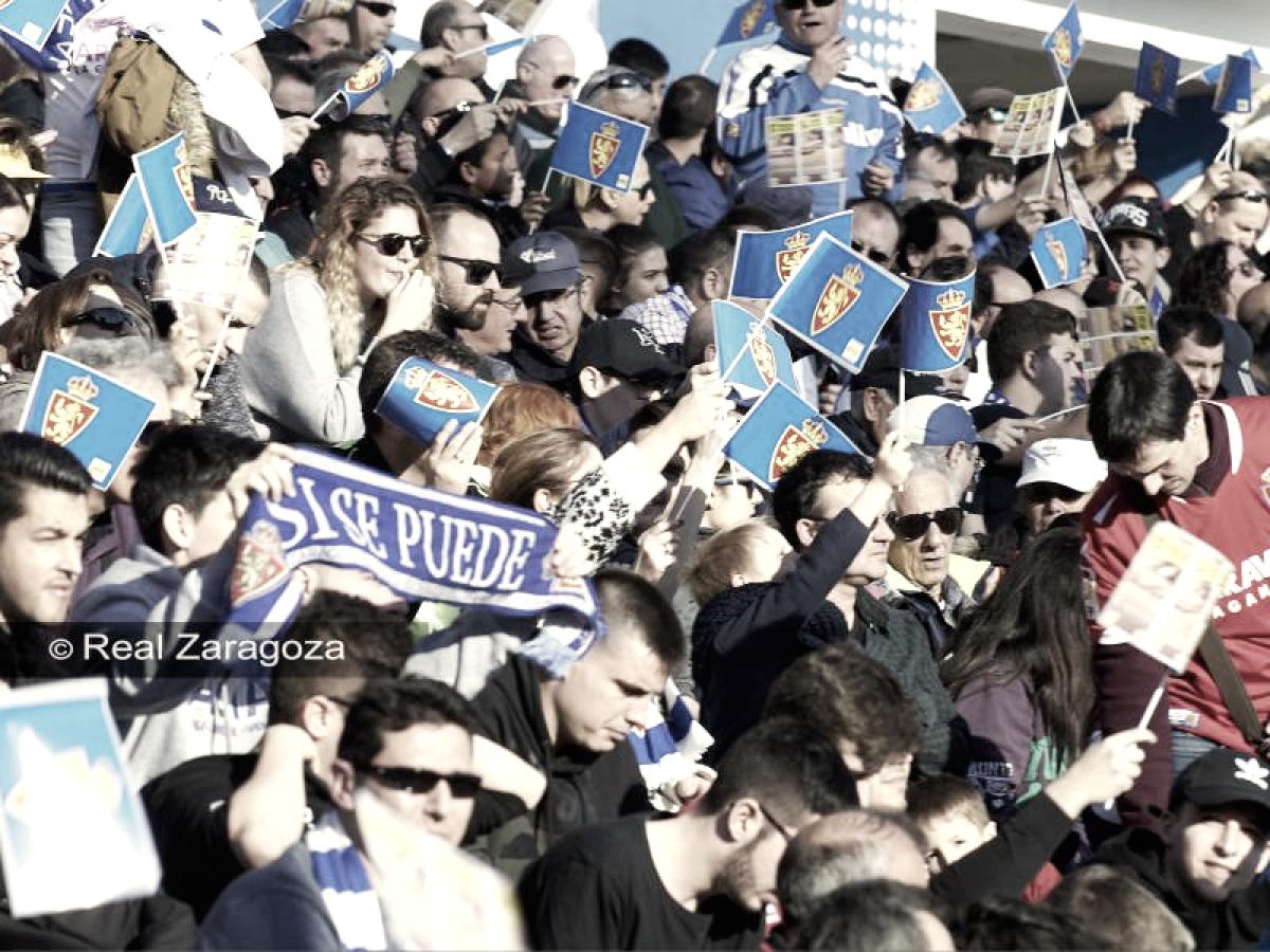 Cuatro victorias consecutivas en La Romareda por primera vez desde 2012