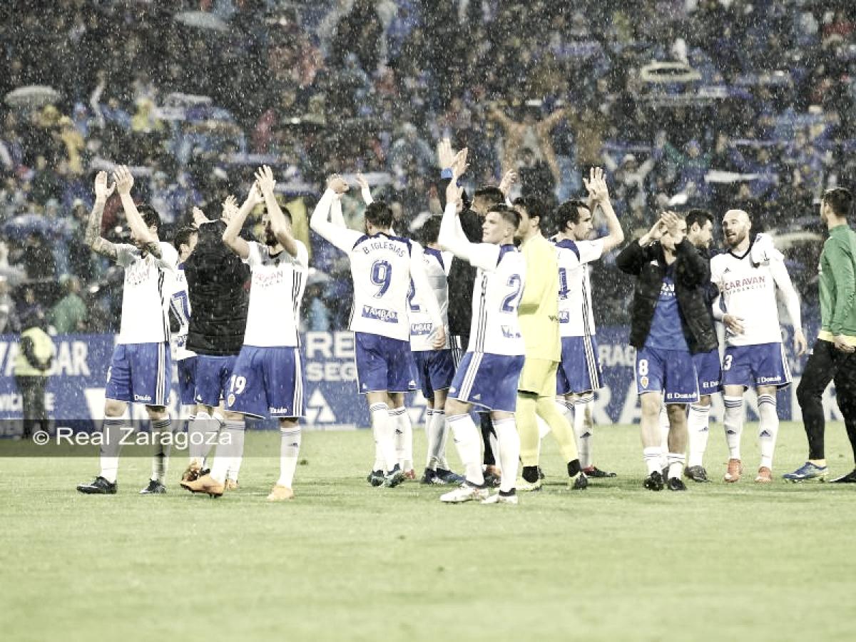 Las claves de la victoria frente al Huesca