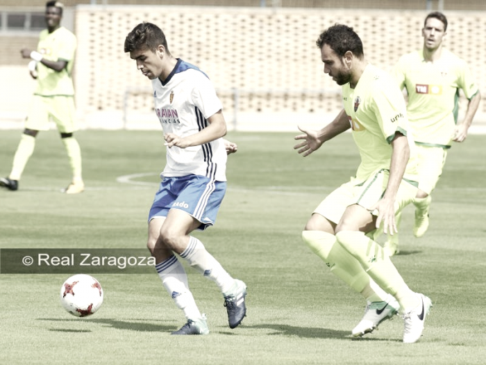 """Previa Elche CF - Zaragoza """"B"""": Nino marca el camino"""