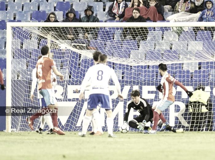 Christian Álvarez, el mejor contra el CD Lugo según la afición