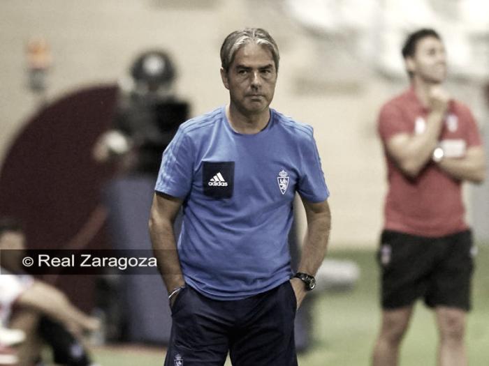 """Natxo González: """"El objetivo es ser un equipo fiable"""""""