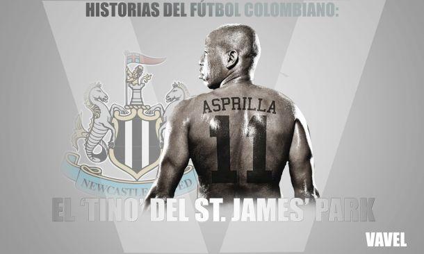 Historias del Fútbol Colombiano: El 'Tino' del St. James' Park