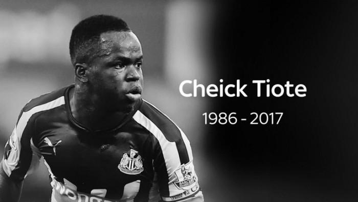 Futebol em choque: Cheick Tioté faleceu aos 30 anos