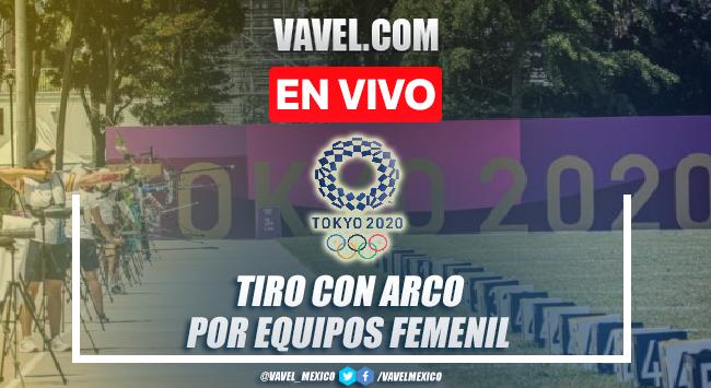 Resumen y mejores momentos del tiro con arco por equipos femenil en Juegos Olímpicos 2020