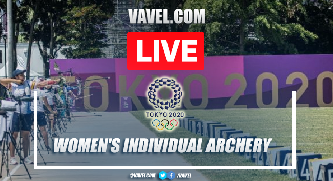 Highlights Women's individual archery in Tokyo 2020