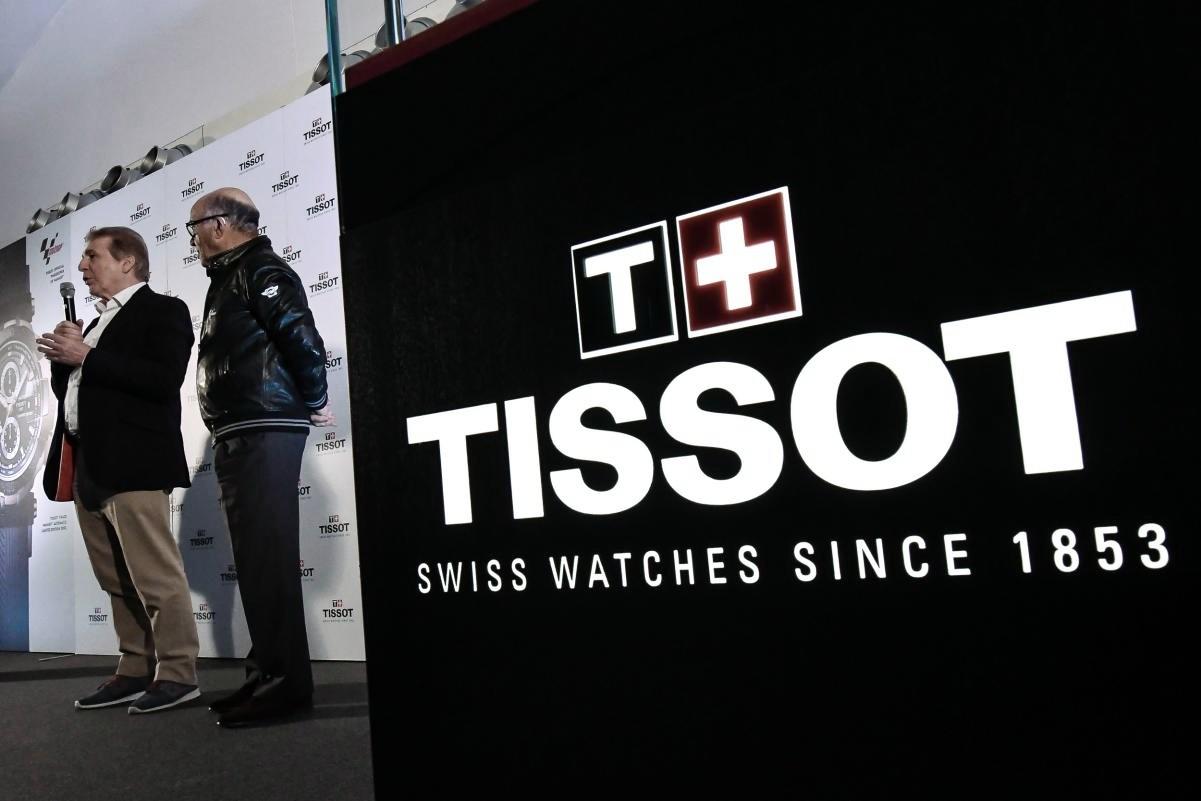 Tissot, patrocinador oficial del GP de la Emilia-Romagna