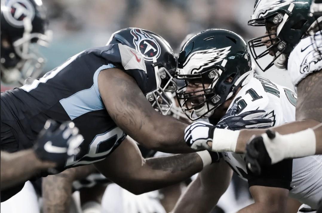 Cómoda victoria de los Titans; debut para el olvido de los Eagles