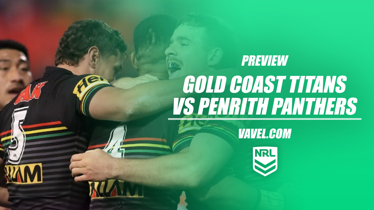 Gold Coast Titans vs Penrith Panthers NRL preview: Can the Panthers keep up top-spot chase