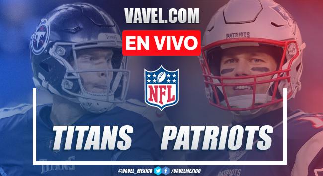 Resumen y touchdowns: Tennessee Titans (20-13) New England Patirots, NFL Wild Card