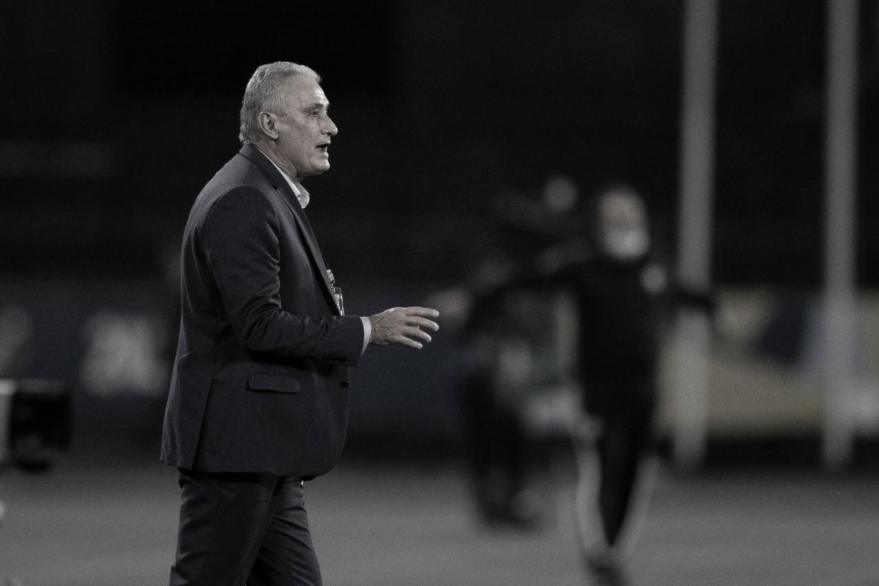 """Tite lamenta derrota do Brasil na final da Copa América: """"Fizemos o melhor trabalho possível"""""""