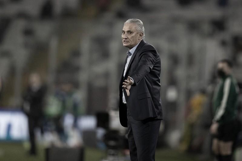 Tite afirma que faltou entrosamento após vitória do Brasil sobre Chile pelas Eliminatórias