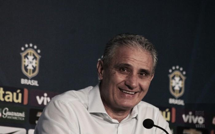 Brasil x Colômbia: confira os convocados de Tite de acordo com suas equipes