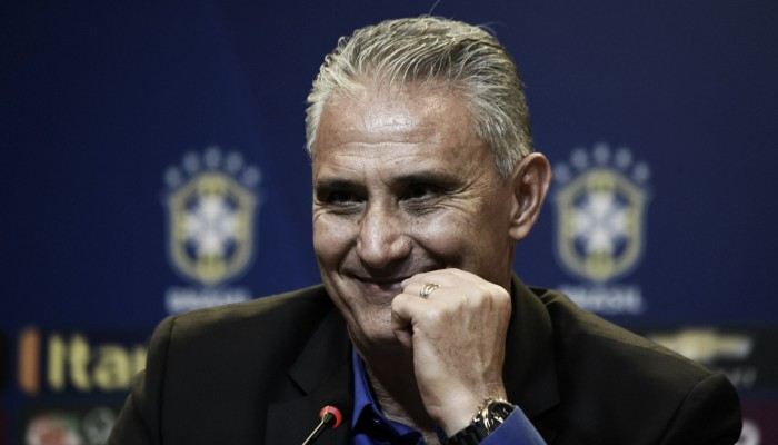 Tite announces first squad as Brazil boss for World Cup qualifying double-header