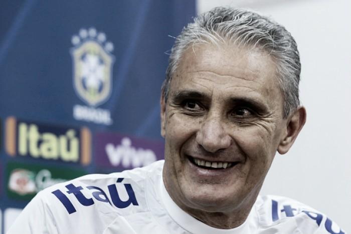 Tite brinca que 'encheu o saco' dos treinadores do Brasileirão para melhor atuação dos jogadores