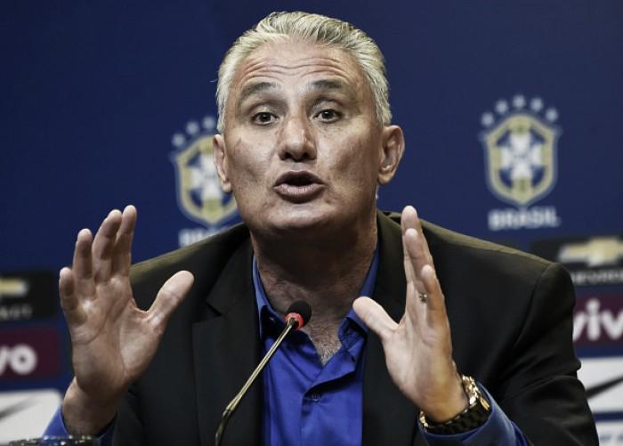 Tite assume a Seleção Brasileira e fala em contribuir com 'transparência e democratização'