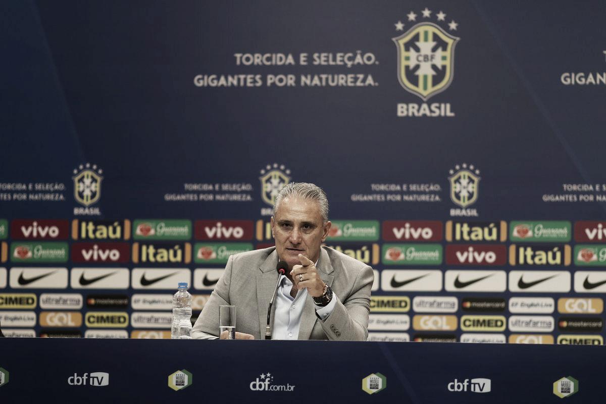 Com Allan, Tite convoca seleção brasileira para jogos contra Uruguai e Camarões