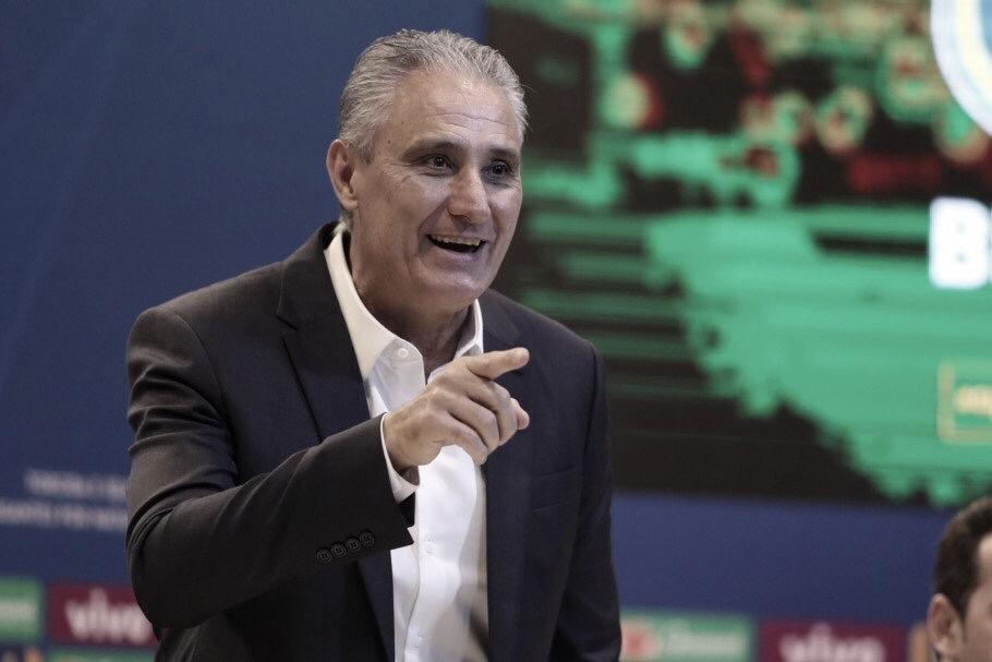 """Tite espera mais participação de Coutinho na Seleção: """"Tem que ser mais ampla"""""""