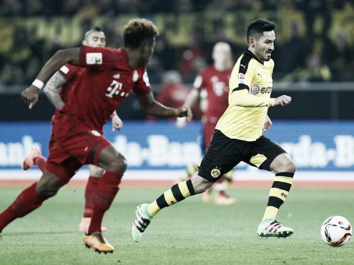 Borussia Dortmund 0:0 FC Bayern München: Dortmunder verpassen Sensation