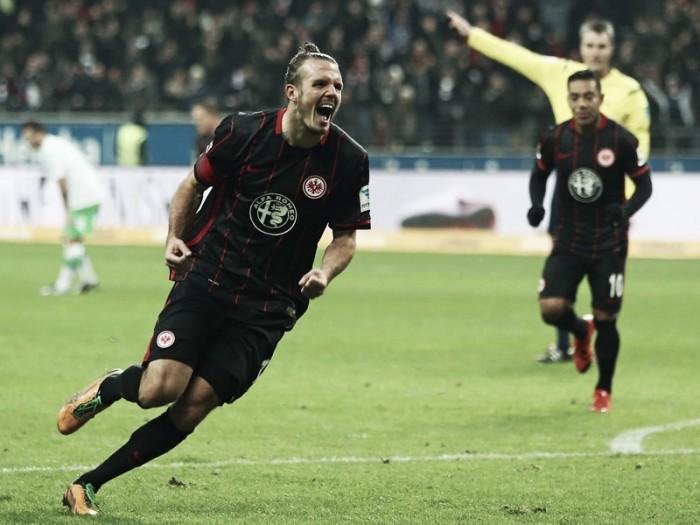 Eintracht Frankfurt 3:2 VfL Wolfsburg: Alex Meier schießt die Wölfe ab