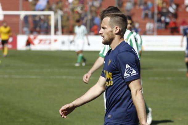 """Titi: """"Era muy importante ganar ante un rival de la entidad del Jaén"""""""