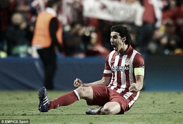 Atlético Madrid: Tiago recupera totalmente