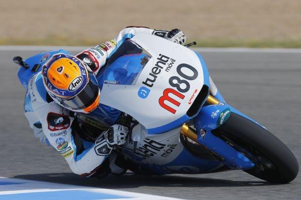 Moto2, Mugello 2014: pole position per Rabat, Morbidelli ottavo