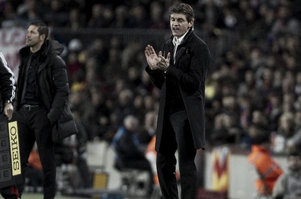 """Tito Vilanova: """"La Liga no está sentenciada"""""""