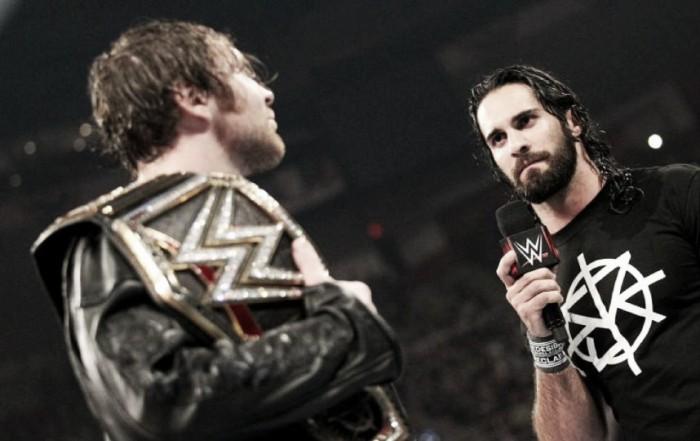 El título de la WWE en juego en el programa de RAW