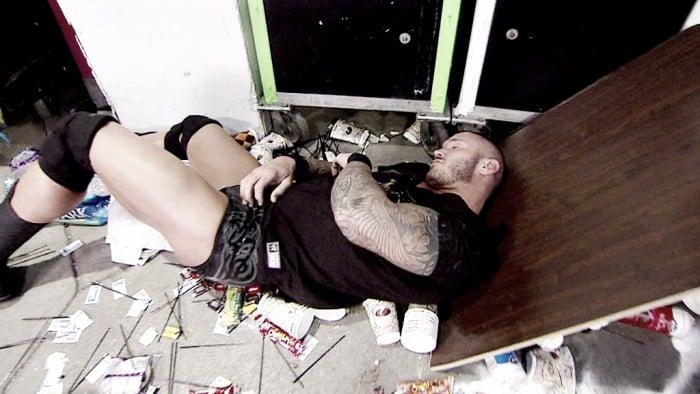 Randy Orton una carrera plagada de lesiones
