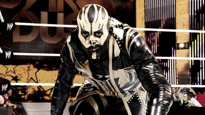 Goldust uno de los luchadores más longevos de la WWE