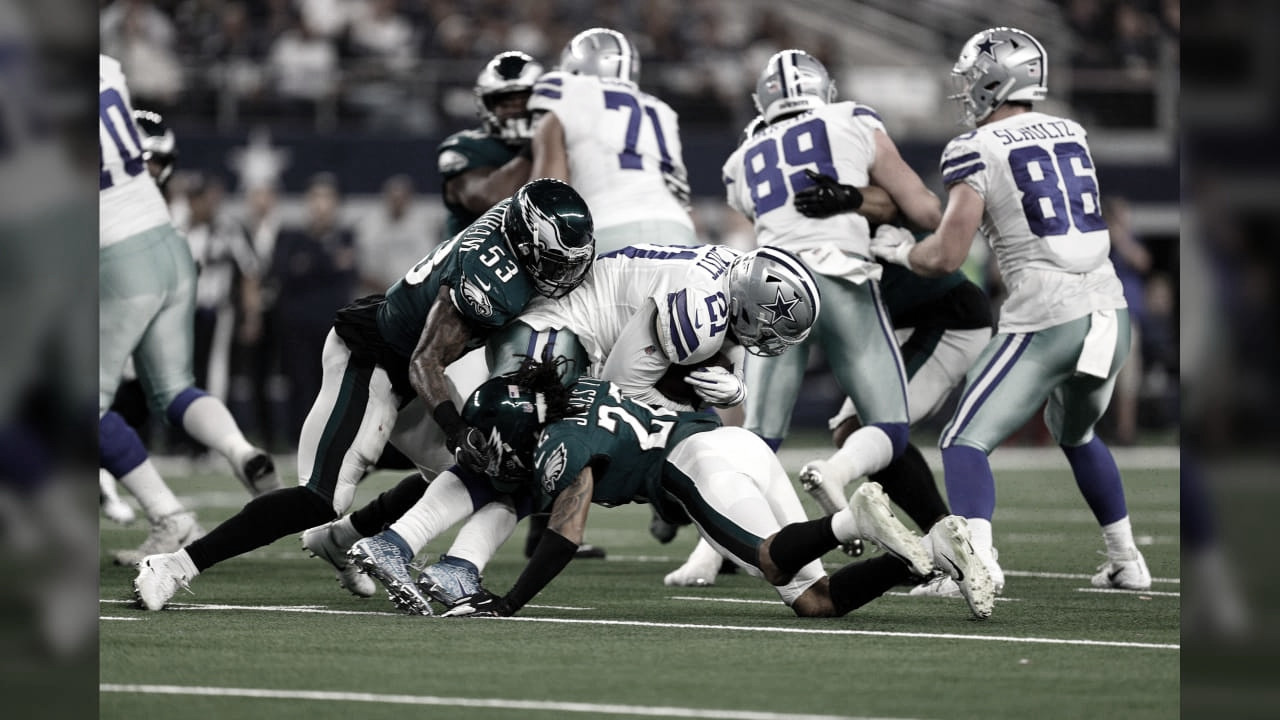 Previa Dallas Cowboys vs Philadelphia Eagles: en busca del liderazgo de la división