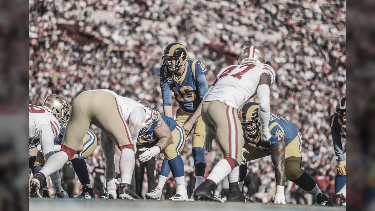 Previa San Francisco 49ers vs Los Angeles Rams: en riesgo el invicto