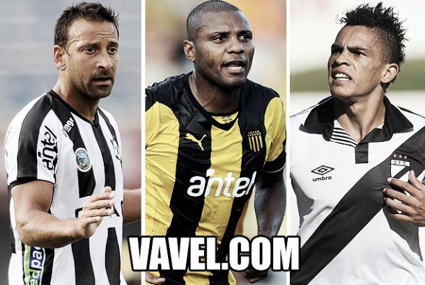 Resultado Peñarol - Cerro Largo y Wanderers - El Tanque2014