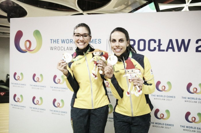 Oro para Colombia en Bowling de World Games