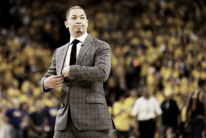 "Nba Christmas Day, Tyronn Lue: ""Noi e Golden State come Celtics e Lakers"""