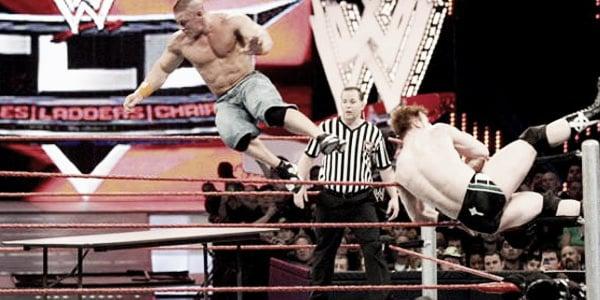 La vista al pasado: Sheamus vs John Cena (WWE TLC 2009)