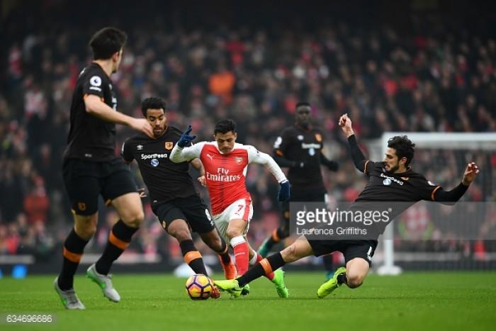 Arsenal 2-0 Hull City: Post-match analysis as Tigers fall short