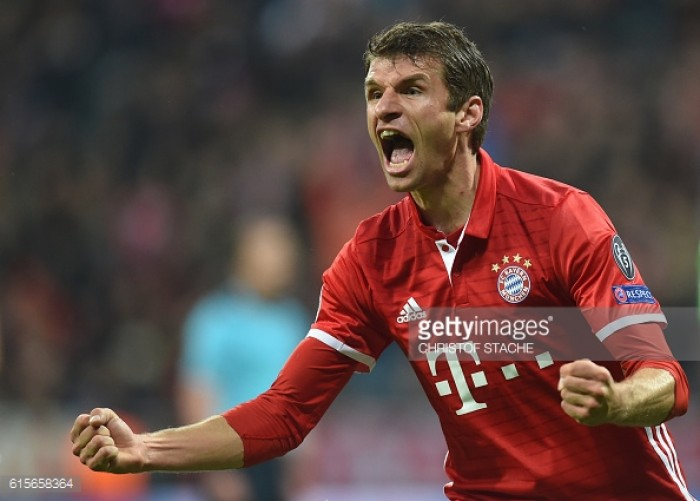 Bayern Munich 4-1 PSV Eindhoven: Home side end winless run in style