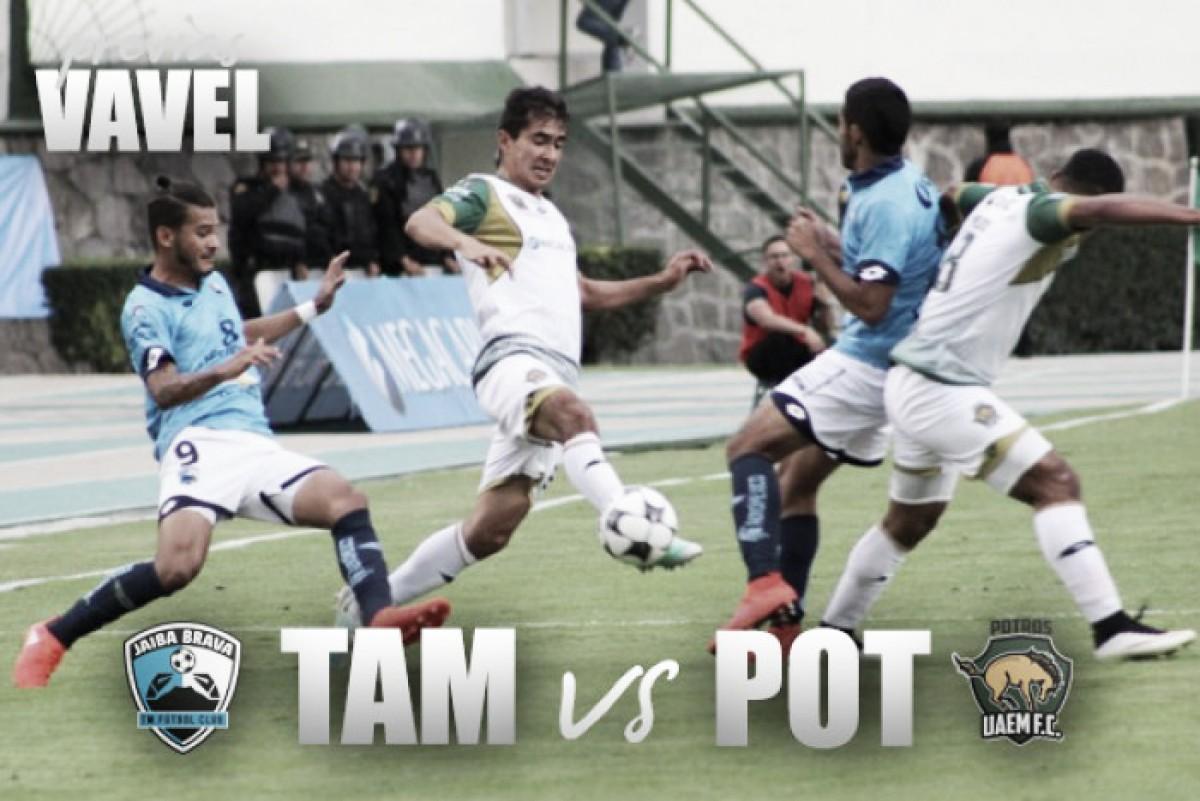 Previa Tampico Madero - Potros UAEM: escalar posiciones