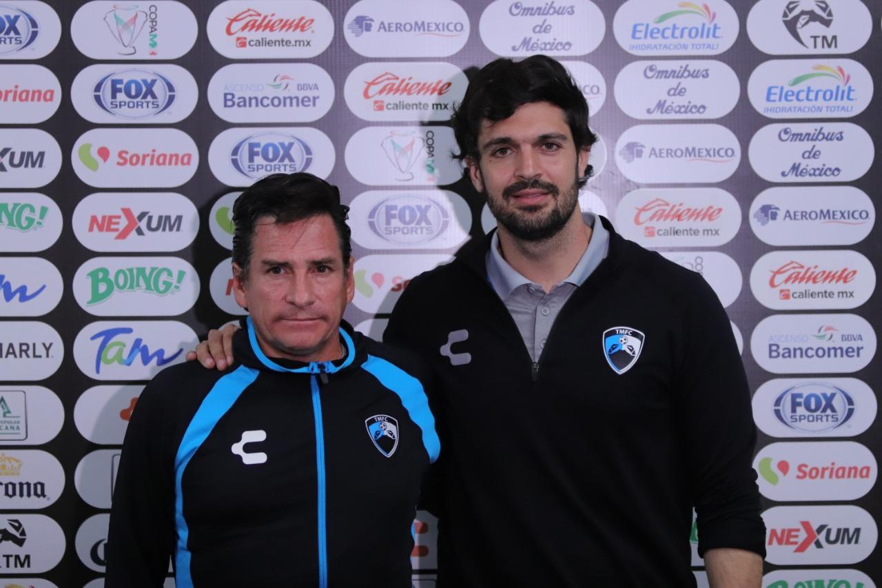 La Jaiba Brava presentó a Mario García