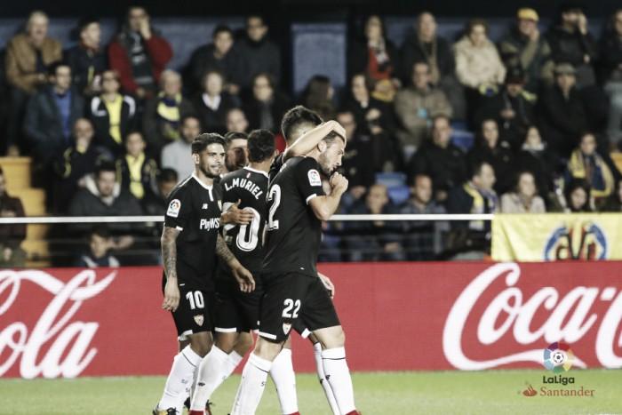 Repeteco: Sevilla alcança grande virada e derrota Villarreal fora de casa