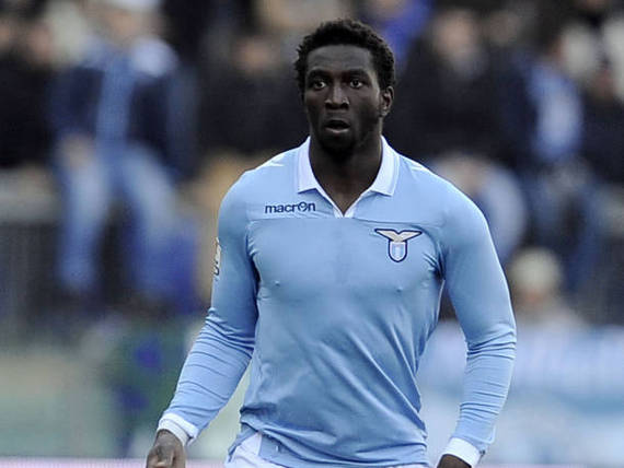 Diakité deixará a Lazio para jogar no Sunderland