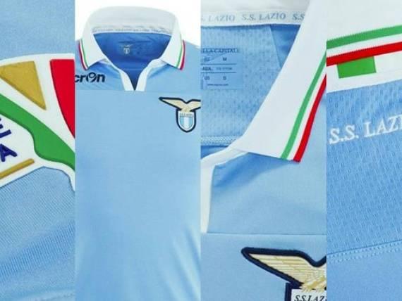 Lazio lança camisa especial para a final da Coppa Italia