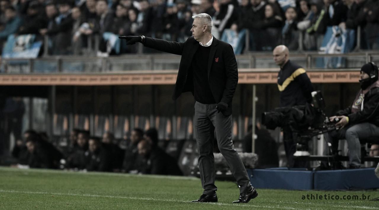 Tiago Nunes define vantagem do Grêmio na Copa do Brasil como 'enorme'